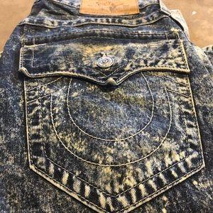 True Religion jeans size 33 men's
